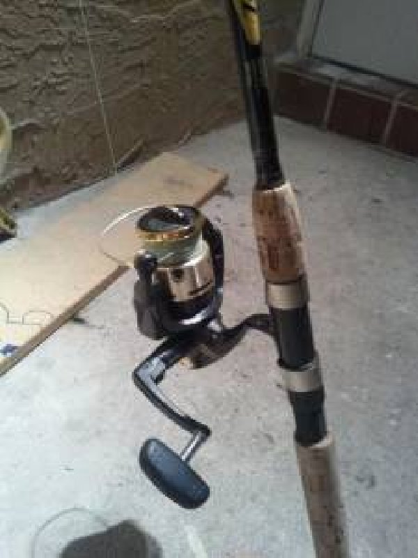 Nice fishing rod and reel combo royal palm beach fl for Nice fishing rods