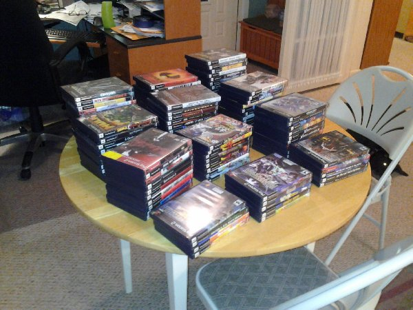 Video Games for sale Picture
